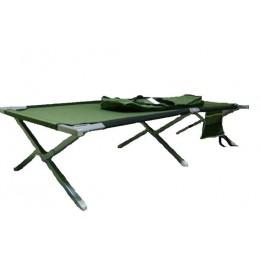 Раскладушка стальная BD 630-82701Military (9995092)
