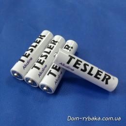 Элемент питания Tesler Alkaline  AAA 1.5 v LR03 1 шт (9996848)