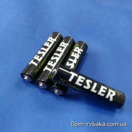 Элемент питания Tesler Zinc carbon  AAA 1.5 v R03 1 шт (9996849)