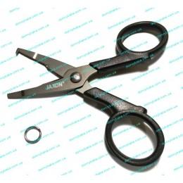 Ножницы Jaxon AJ-NS-17 для шнура и заводных колец(9993919)