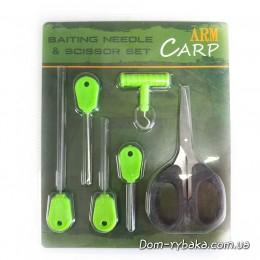 Набор инструментов Fishing Roi бойловый 6 предметов (9998005)