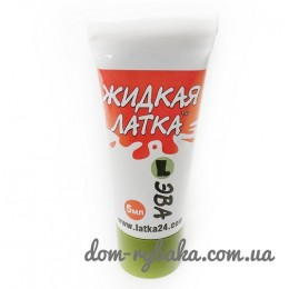 Жидкая латка клей для ремонта сапог EVA 10гр болотный цвет(9996114)