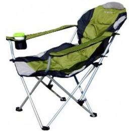 Кресло-шезлонг Ranger со спинкой и подлокотниками зеленый FC750 (9996858)