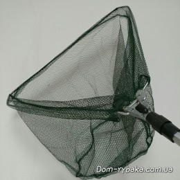 Подсак EOS 038-70см-2 40*40 треугольный мелкая сетка(9992003)