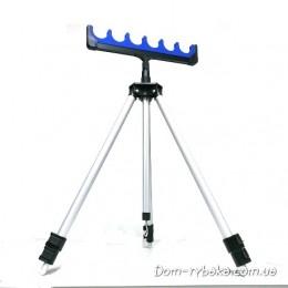 Тренога фидерная Tri-pod телескопическая гребенка (9996474)