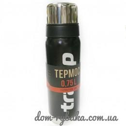 Термос  Tramp Expedition Line TRC-031 черный 0.75л  (9998185)