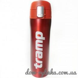 Термос Tramp TRC-107 красный металлик 0.45л (9998187)