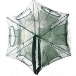 Раколовка складная гармошка 55х25 см 6 входов (9996739)