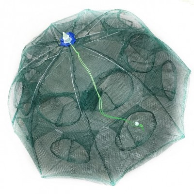 Раколовка зонтик  75х75см 18 входов(9996015)