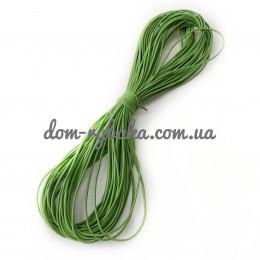 Резина  зеленая 20 м 1.5 мм (9998288)