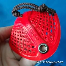 Корзина для рогатки Stonfo красная (9996667)