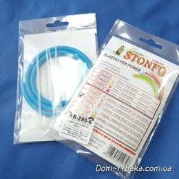 Резина для рогатки  Stonfo  полая 60 см синяя  (9997062)