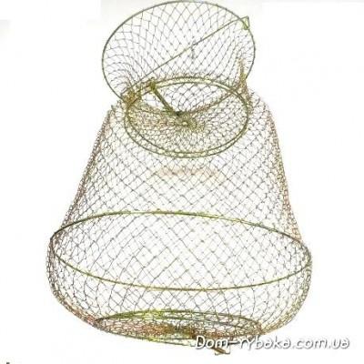 Садок металлический круглый EOS 25см диаметр (6826006)
