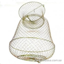 Садок металлический круглый 33см(9991963)