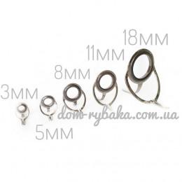 Кольцо для ремонта удилища  керамика 2 ножки (9990058)