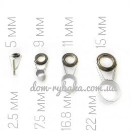 Набор колец  для ремонта болонского удилища (2132201)