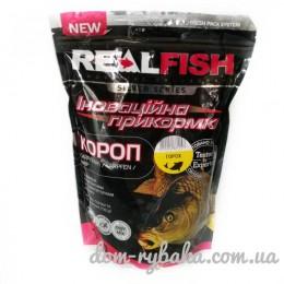 Прикормка Real fish Карп Горох 1 кг (9998925)