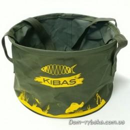 Ведро для прикормки Kibas 30см (876765)