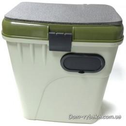 Ящик для зимней рыбалки Aquatech 1870 без карманов (9997172)