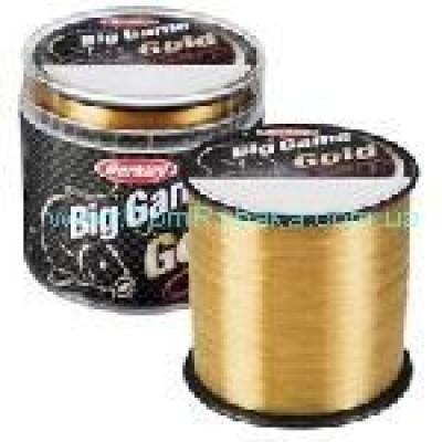 Леска Berkley Big Game Gold Carp 0.24mm 4.8kg 1800m (1152611)