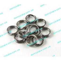 Заводное кольцо  Phoenix  Split ring  8мм 10шт (9990786)