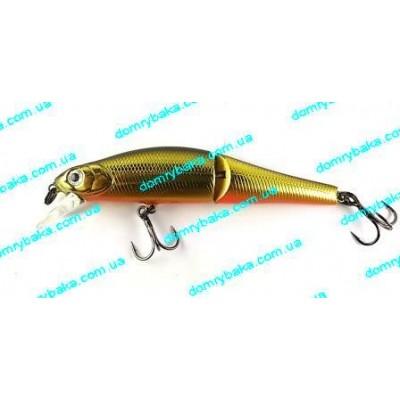 Воблер Tsuribito Joint Minnow 75F 001Col(9991003)  фото