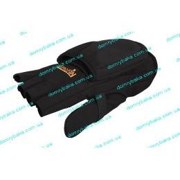 Ветрозащитные перчатки-варежки Norfin Softshell XL(703061)