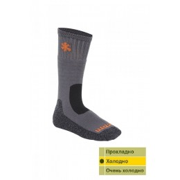 Носки флисовые NORFIN  EXTRA LONG XL (45-47)(303723)