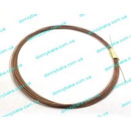 Поводковый материал AFW Micro Ultra 1х19, 26lb/12кг.10м. (22316)