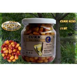 Кукуруза Cukk Gingerbread Медовый калач 125гр(0187)