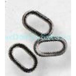 Strategy Овальное кольцо Oval Connector Rings 6mm(8008060)