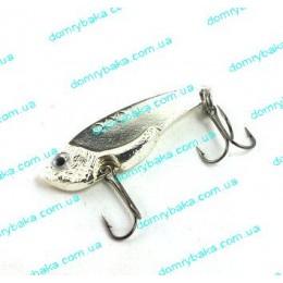 Блесна цикада Jaxon Switch Blade BW-HSA1A 4гр(9992447)