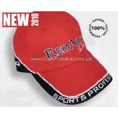 Бейсболка SPRO RED100% хлопок ( 7020025 )