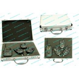 Комплект сигнализаторов  поклёвки EOS С-9003 3+1(9993114) ,83