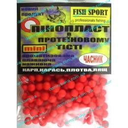 Пенопласт в тесте Fish Sport Чеснок мини 3-6мм(9993549)