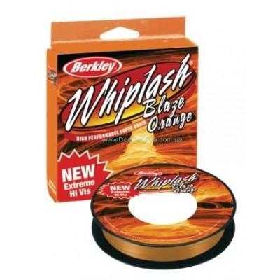 Шнур Berkley Whiplash Blaze Orange 0.15мм 18,9kг 110м (1199494)
