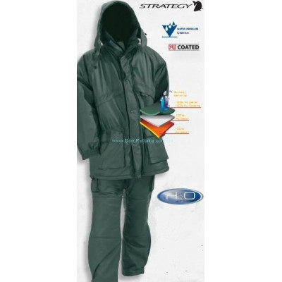 Костюм Strategy Comfort Thermo Suit 2-pc XXL(7061400)