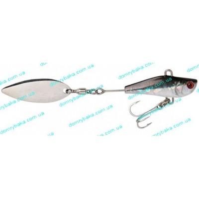 Блесна Spro ASP Speed spinner 16гр Black silver col (4339316)