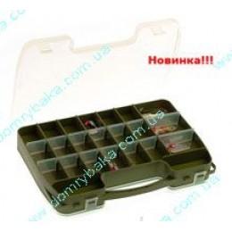Aquatech коробка 2-х сторонняя 14-46ячеек(2546)