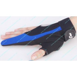 EOS перчатка кастинговая синяя L(9990935)