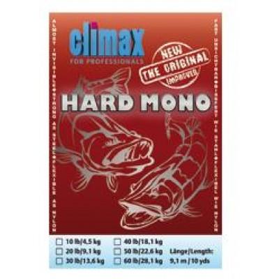 Поводковый материал Climax Hard Mono 10 Lb 4,5кг 9м 0.30мм(11852)