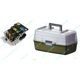 Aquatech ящик 3х полочный 1703 Tray прозрач.(9990186)