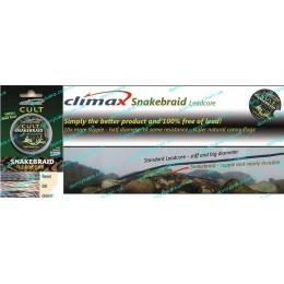 Лидкор без свинца Climax CULT SnakeBraid 40lb 10 m  weed(21434)