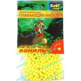 Пенопластовые шарики Sevi fishing Ваниль Мини желт.(9991793)
