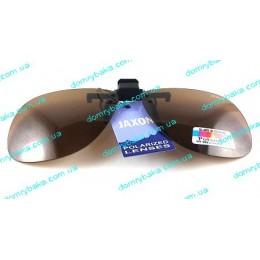 Накладки на очки Jaxon коричневыеAK-OKX01AM(9992252)