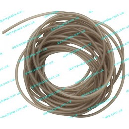 Трубка Strategy No Tangle PVC Tube 1mm 3m Silt (8000403)