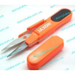Ножницы с футляром Jaxon AJ-NS10A для лески(9992528)