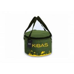 Ведро для прикормки с крышкой Kibas 30см (9993705)