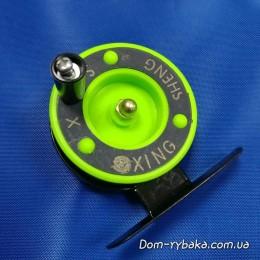Катушка проводочная XF 501 50мм зеленая (9996366)