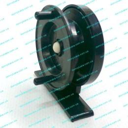 Катушка  проводочная   45мм пластик с трещеткой (9996104)